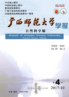 广西师范大学学报(自然科学版)教师评职