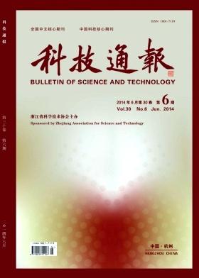《科技通报》核心科技期刊