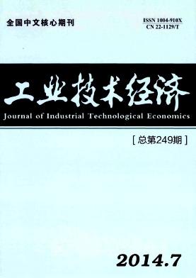 《工业技术经济》核心经济期刊征稿